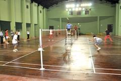 阿图尔俱乐部的羽毛球场