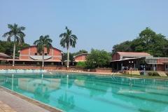 阿图尔俱乐部的游泳池