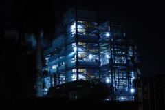 阿图尔工厂(夜景)