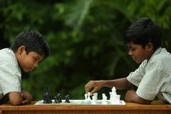 阿图尔Vidyamandir的课堂活动——这是阿图尔基金会为部落学生开办的一所寄宿制学校