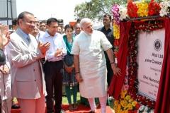 Shri Narendra Modi在阿图尔安克雷什瓦尔举行新工厂落成典礼