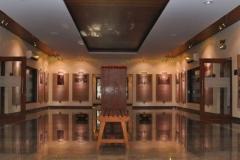 阿图尔的第一个办公室已经被改造成文化中心,记录了创始人Kasturbhai Lalbhai的生活和时代轶事。